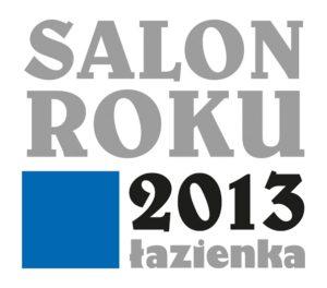 Lazienka Salon Roku 2013_niebieskie