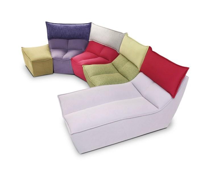 Sofa modułowa Calia Italia HIP-HOP - Galeria Wnętrz CERPOL